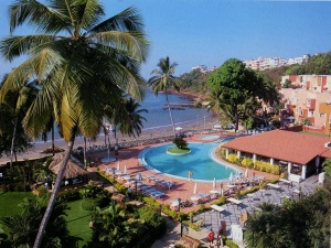 cidade de goa beach resort goa swimming pool